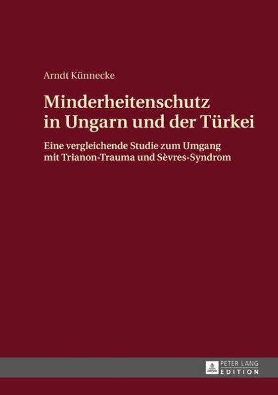 Minderheitenschutz in Ungarn und der Tuerkei