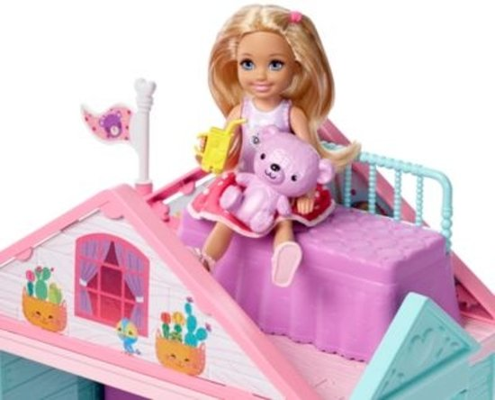 Barbie DWJ50 Chelsea Clubhouse