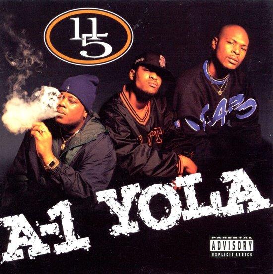 CD cover van A-I Yola van Eleven-5