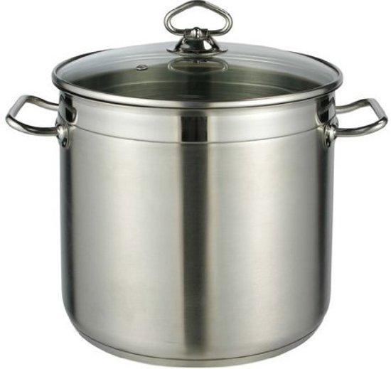 25 Liter Soeppan.Soeppan 15 L Met Glazen Deksel