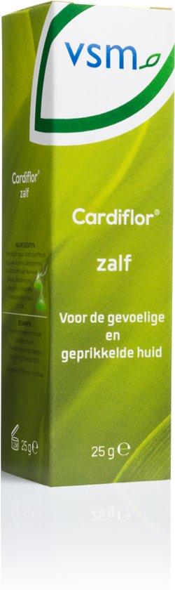 VSM Derma Cardiflor zalf - 25 gr - verzorgingsproduct