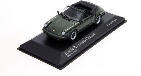 Porsche 911 Turbo 1977 Blue metallic 1:43 Minichamps