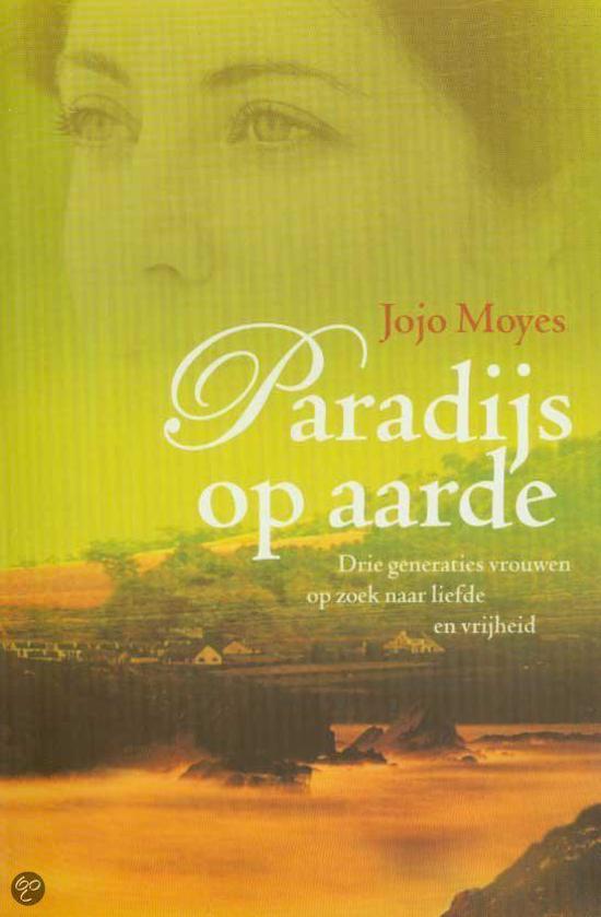 Boekomslag voor Paradijs Op Aarde