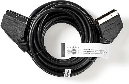 Nedis Scart Kabel 5 Meter