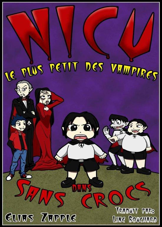 Nicu – le plus petit des vampires dans Sans crocs