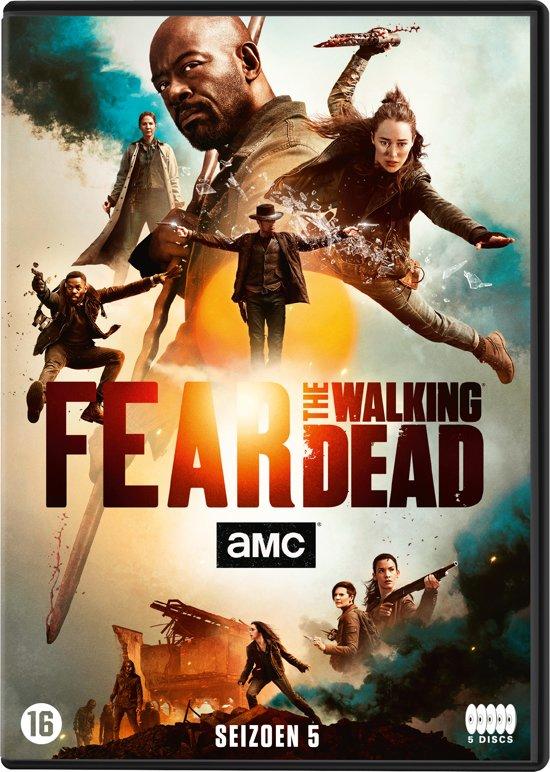 Afbeelding van Fear The Walking Dead - Seizoen 5