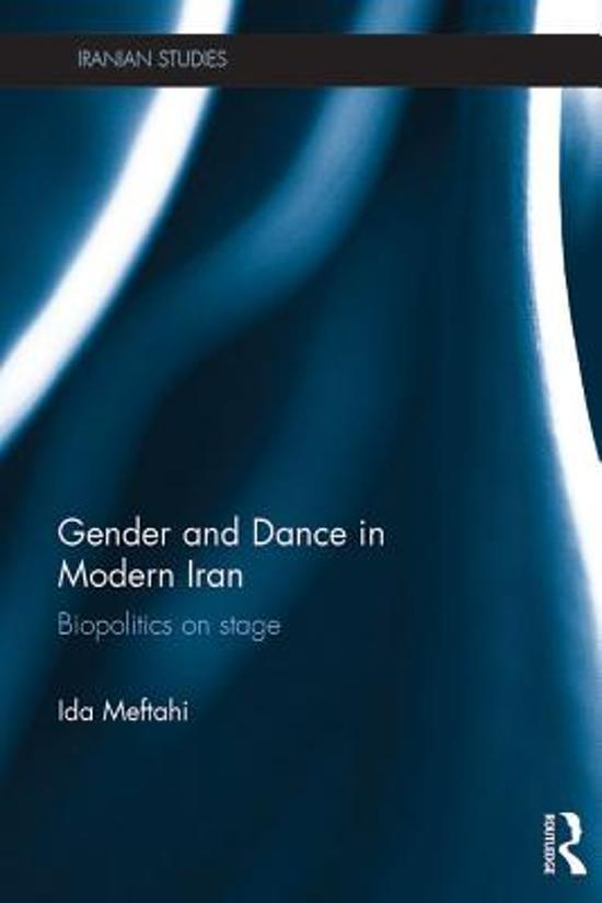 Gender and Dance in Modern Iran