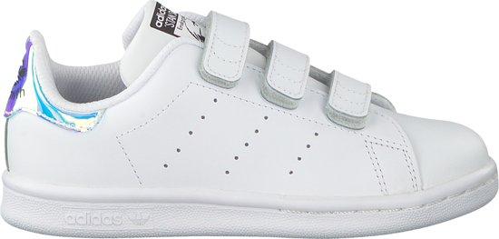 87ae9980800 bol.com | Adidas Jongens Sneakers Stan Smith Cf C - Wit - Maat 35