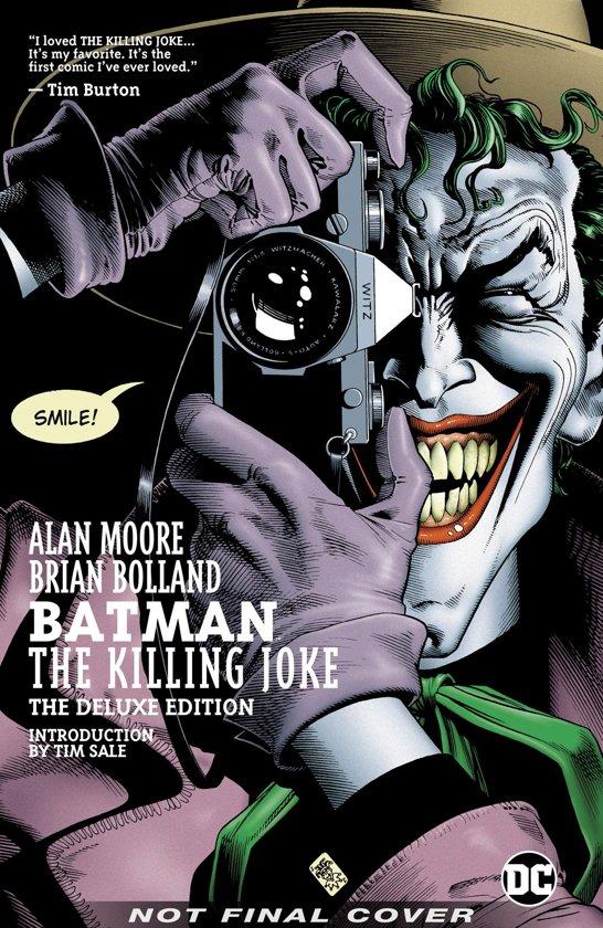 Boek cover Batman van Alan Moore (Hardcover)