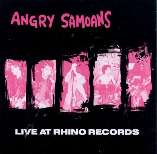 Live At Rhino Records