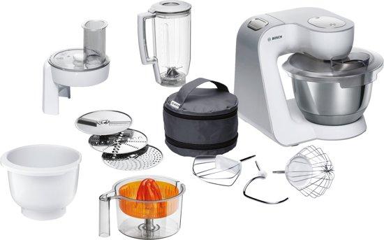 Bosch MUM58243 Keukenmachine - MUM5 CreationLine - Wit