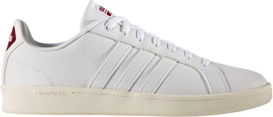 Adidas - Avantage Mousse Nuage Formateurs - Femme - Baskets - Noir - 41 1/3 AFDyvJ