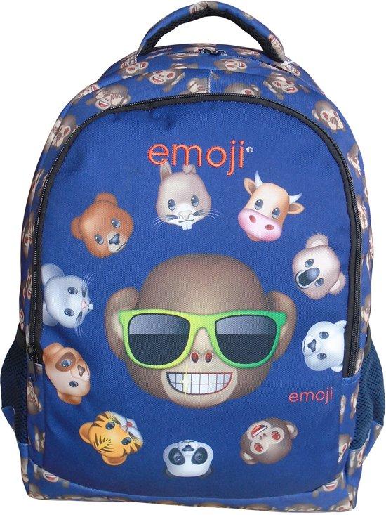 02541f9462e bol.com | Emoji - Rugzak - Aap - 43 cm