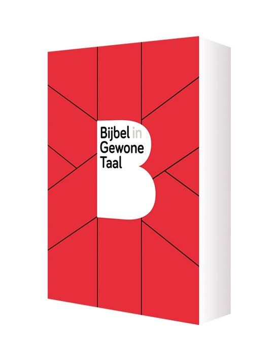 Boek cover Bijbel in Gewone Taal van Nbg (Paperback)