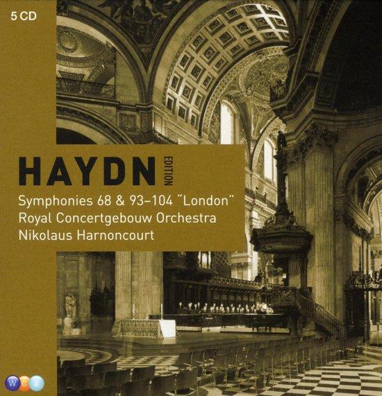 Haydn: The London Symphonies