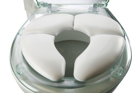 Jippie's - Cushie Traveler WC-brilverkleiner - 31x31cm
