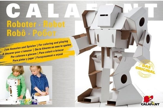 Calafant Level 3 Robot