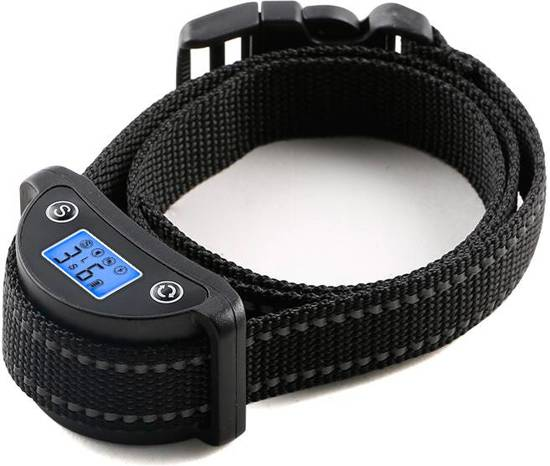 Oplaadbare Anti blafband Stroomband PD258