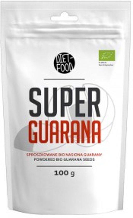 Super Guarana Poeder - Organisch Superfood Supplement - Amazone Fruit