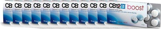 Cb12 Mondverzorging Mild Kauwgom Voordeelverpakking