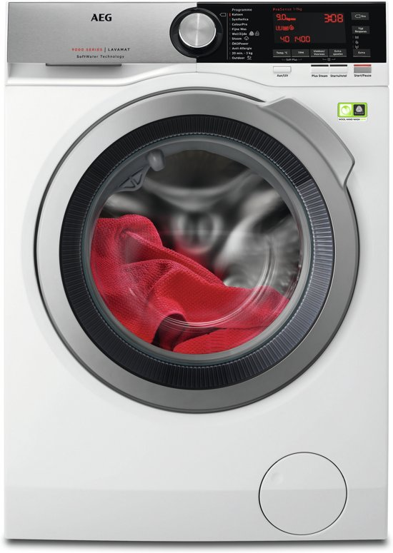 AEG L9FE96CS - 9000 serie - SoftWater technologie - Wasmachine