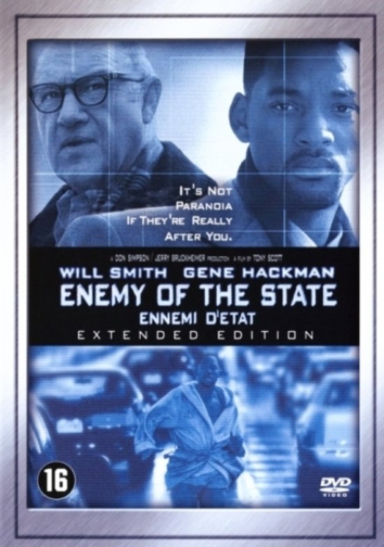reaction paper on enemy of the state Late-'90s action movie has frequent profanity, violence read common sense media's enemy of the state review, age rating, and parents guide.