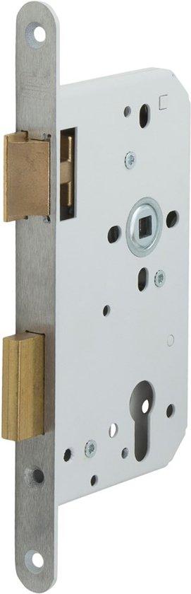 Nemef Cilinder dag- en nachtslot deurslot type 649/17-kv-60 DIN links (Prijs per stuk)