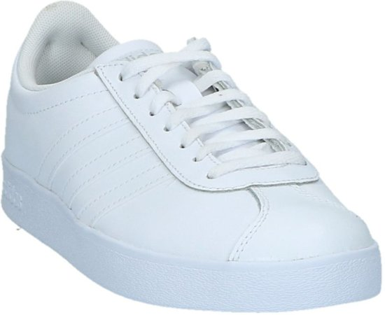 Lage Sneakers Wit adidas VL Court