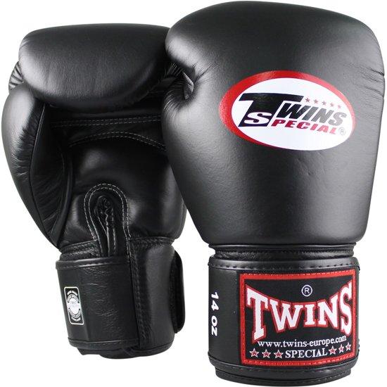 Twins bokshandschoen BG-N zwart-20 oz.