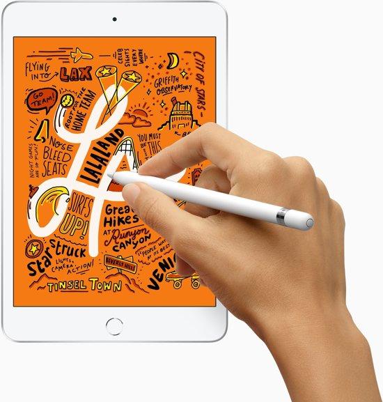 Apple iPad Mini 5 Wifi 256GB Zilver