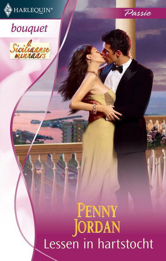 Cover van het boek 'Harlequin Bouquet 3215 - Lessen In Hartstocht' van Penny Jordan