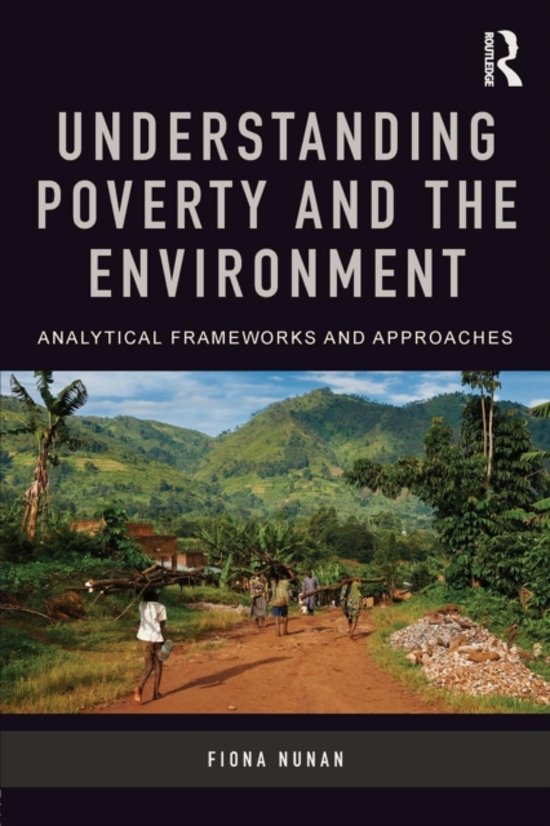 an understanding and overview of poverty and development