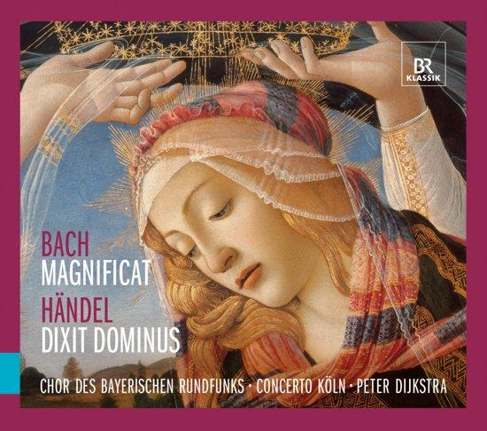 Bach: Magnificat/Handel: Dixit Dominus