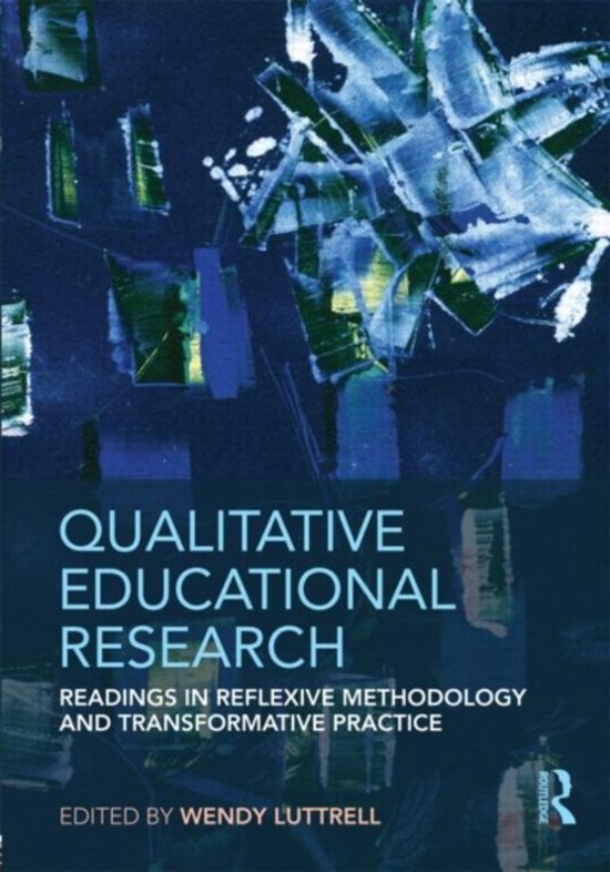Qualitative Educational Research