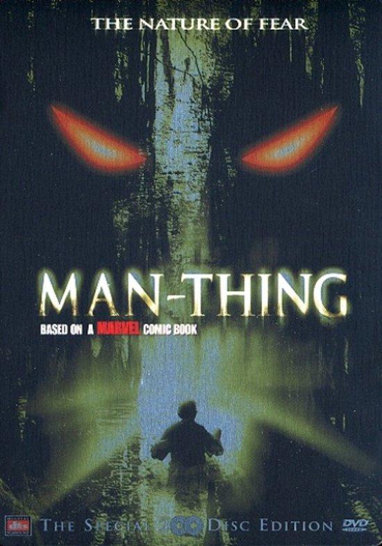 Man-Thing (2DVD)