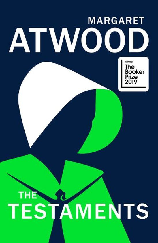 Boek cover The Testaments van Margaret Atwood (Onbekend)