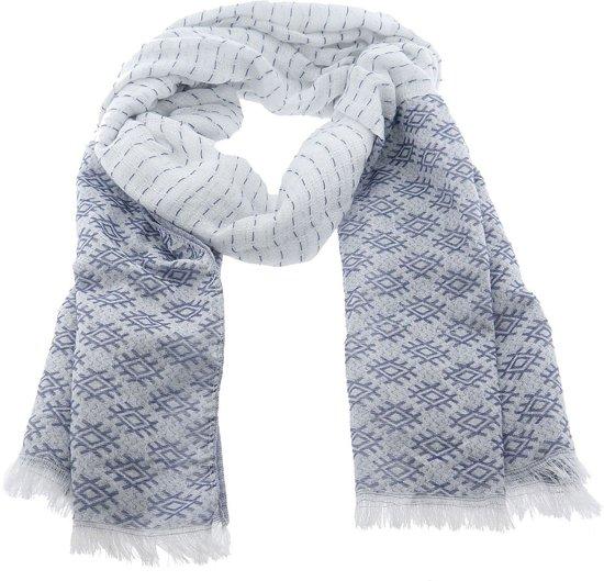 Sjaal 70*180 cm Grijs | MLSC0198S | Clayre & Eef