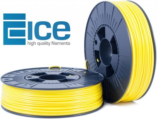 ICE Filaments ABS 'Yippie Yellow'