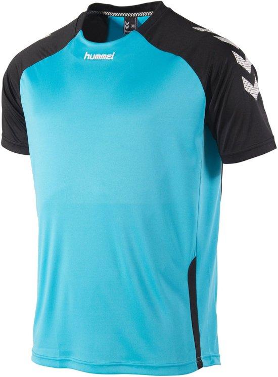 Hummel Aarhus Shirt - Voetbalshirts  - blauw licht - 140