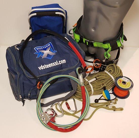 TreeUp basisset klimmen voor de startende klimmer - maat M-XL