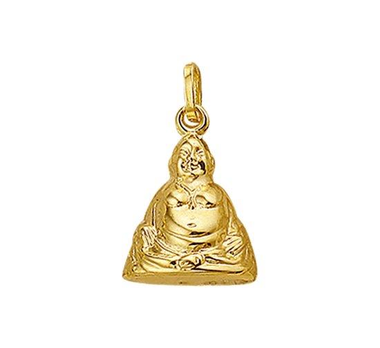 Sparkle14 Hanger Boeddha - Goud