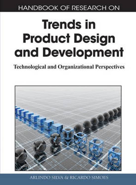 Handbook of Research on Trends in Product Design and Development