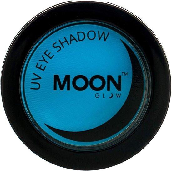 Moon Glow Uv-oogschaduw Neon Intense 3,5 Gram Blauw