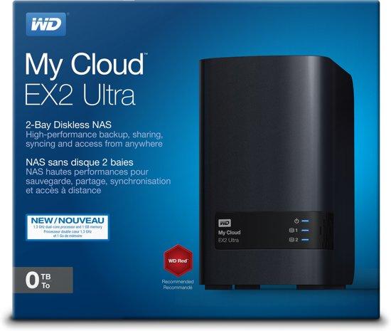 WD My Cloud EX2 Ultra NAS