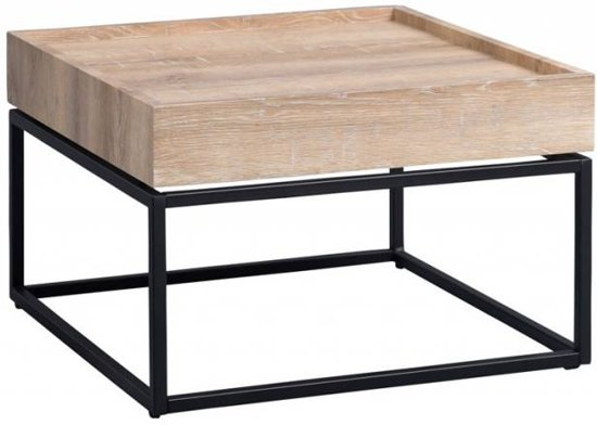 M2 Kollektion Madison Salontafel Vierkant