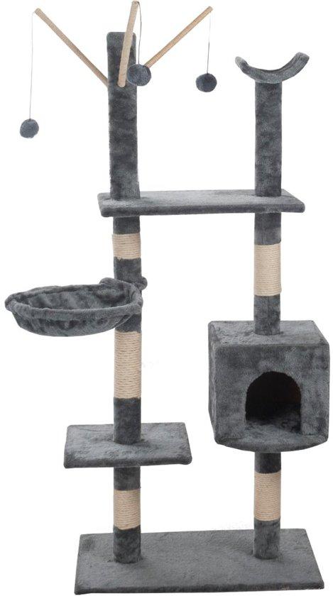 Katten Krabpaal Kattenhuis Roos