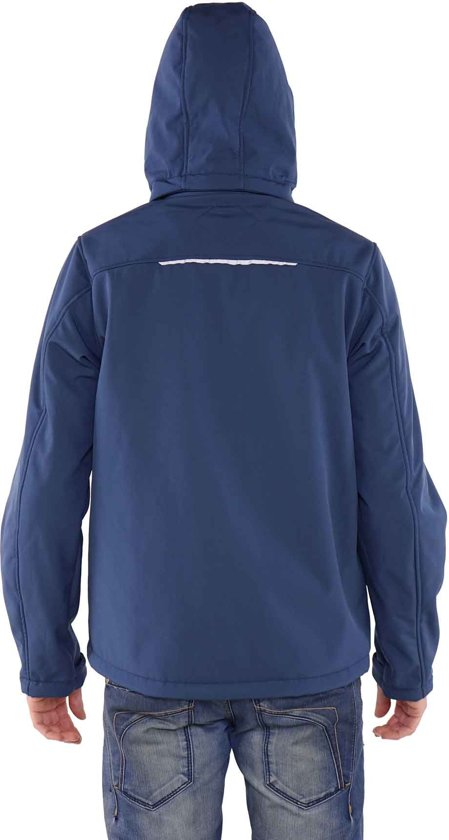 Blauw Joppe Maat Heren Jas Softshell Winter 2xl Denim Bjørnson wPqXHTcvc