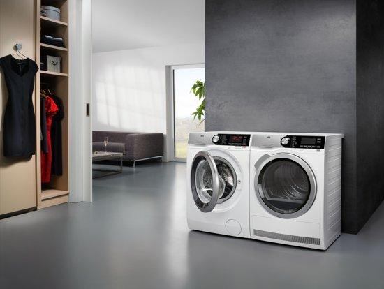 AEG L9FEC96S - Wasmachine