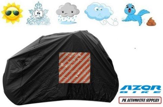 Fietshoes Zwart Met Insteekvak Azor Oma Pick-Up Deluxe N7 Dames
