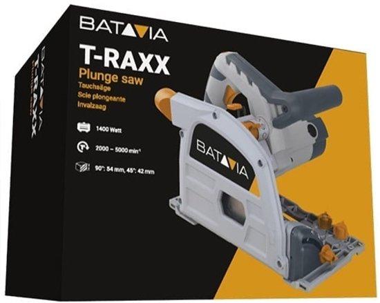 Batavia T-Raxx Invalzaag - 1400W - 165 x 20mm